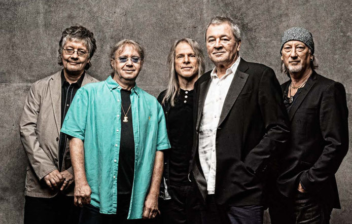 recente foto deep purple