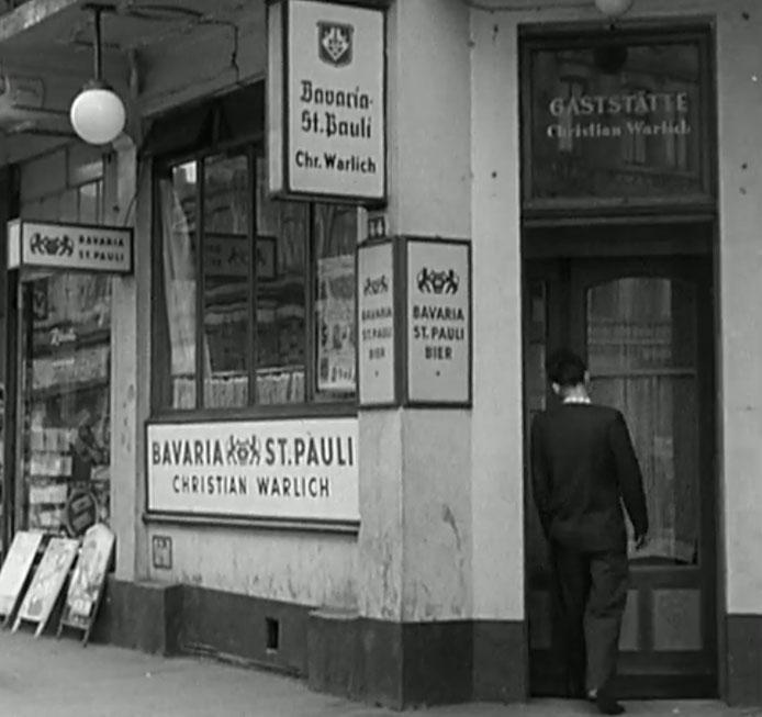 Gaststätte Warlich, 1959