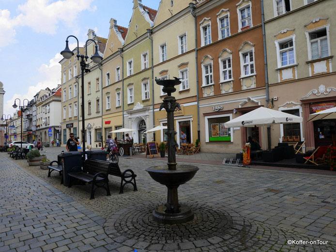 Altstadt von Oppeln