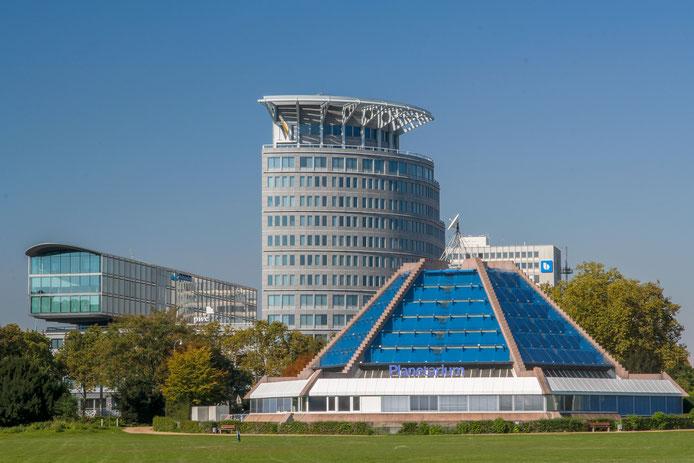 Planetarium - Mannheim Bild: Theo Stadtmüller