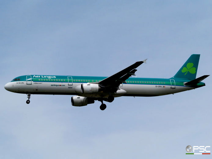 EI-CPH A321-211 1094 Aer Lingus @ London Heathrow Airport 05.05.2007 © Piti Spotter Club Verona