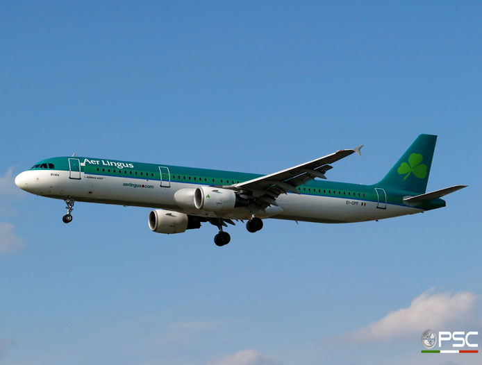 EI-CPF A321-211 991 Aer Lingus @ London Heathrow Airport 05.05.2007 © Piti Spotter Club Verona