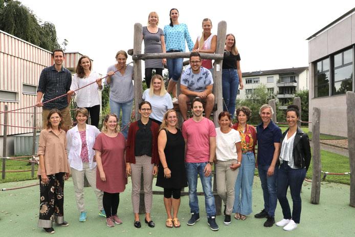 Roggern 2 Team Schuljahr 2021/2022