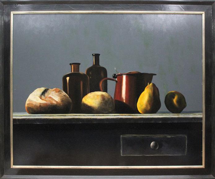 te_koop_aangeboden_een_groot_stilleven_van_de_nederlandse_fijnschilder_cornelis_de_koning_1957