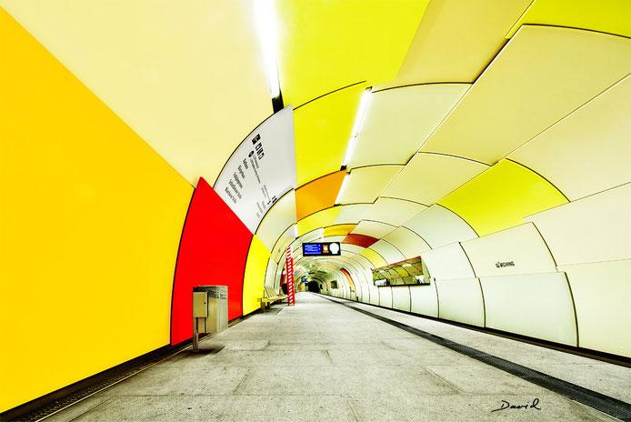 U-Bahnhof Garching München