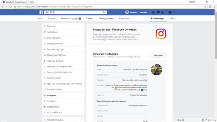 Facebook-Shop und wie aktiviere ich Instagram-Shopping? - Lilies