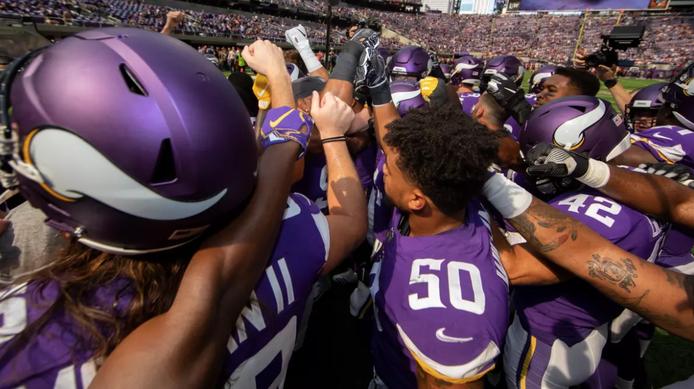 Minnesota Vikings Team
