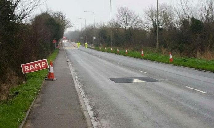 Middleton Stoney Road