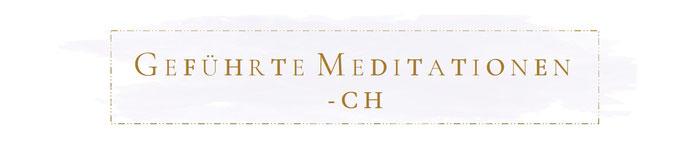 Susanna Suter Medium Geführte Meditationen