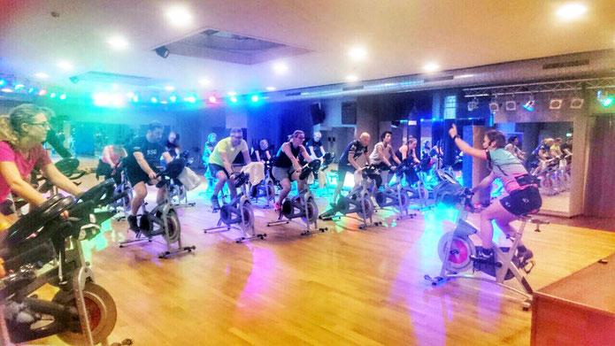 spinning inddor cycling radfahren triathlon