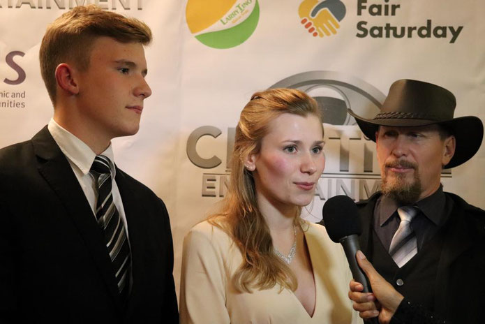 Australian singer songwriter, Zoee and The Band at the Infinitime Music Awards in Glasgow - Red Carpet Interview Zoee, singer, songwriter, australian, zoee official, town, its the weekend, this time, rolling stone, nashville, country music, C2C