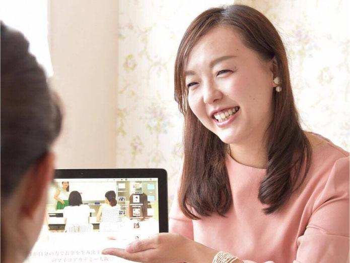 ブログコンサル 小野舞子