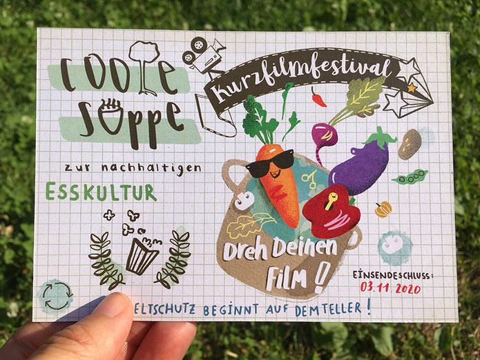Coole-Suppe Filmfestival#Nachhaltig#Esskultur#Kinderund Jugendliche