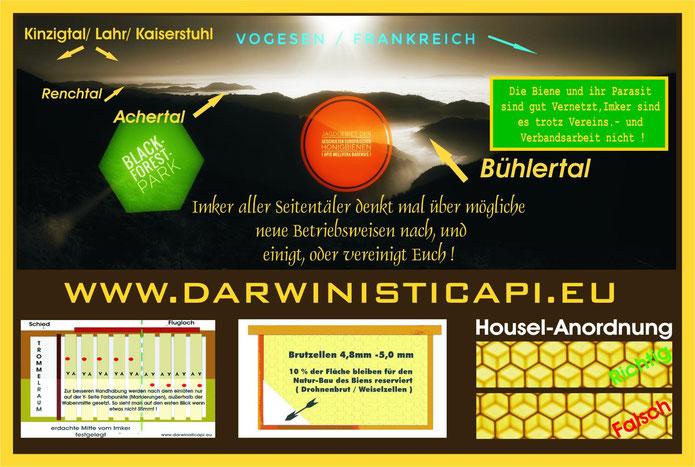 Postkarte, Herunterladen & weiterleiten, über alle Info-Kanäle (auch Buschtrommeln).