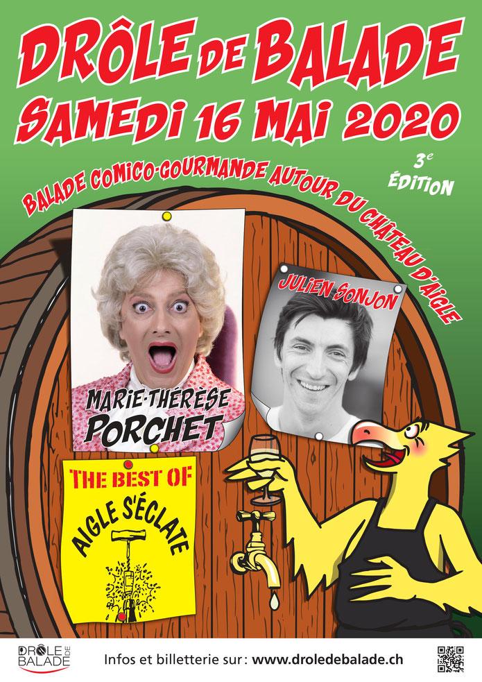 ©Drôle de Balade 2020