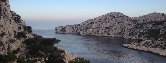 Calanque de Morgiou : Calanques de Marseille