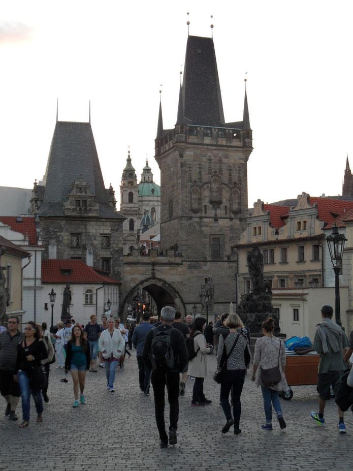 Inspirierende Kulisse für das dritte Jahrestreffen: Die goldene Stadt Prag