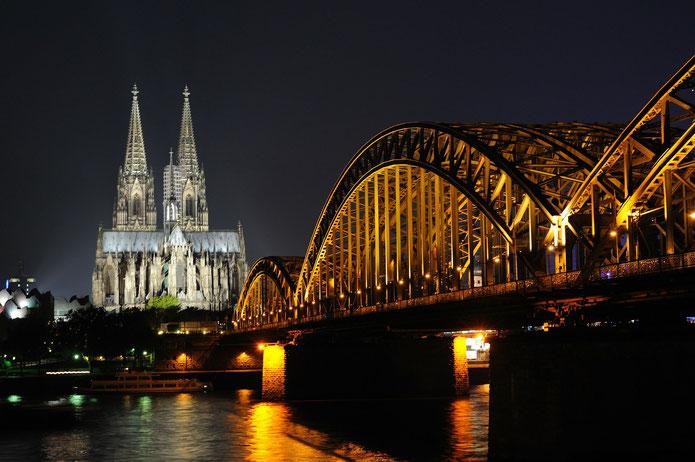 Nahe dem Kölner Dom veranstaltet der Inner Circle in diesem Jahr sein Frühjahrstreffen.