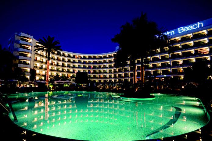 Im Dezember der schönste Seminarraum der Welt: Das *****Seaside Palm Beach Hotel Maspalomas