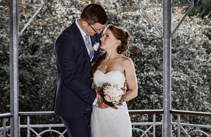 Hochzeit im Botanischen Garten Berlin