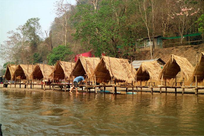 Nordthailand Rundreise durch Chiang Rai.