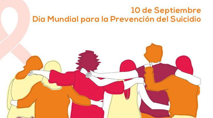 10 de septiembre, Día Mundial de la Prevención del Suicidio