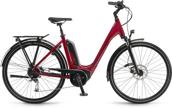 Sinus Tria 9 City e-Bike / Trekking e-Bike 2018