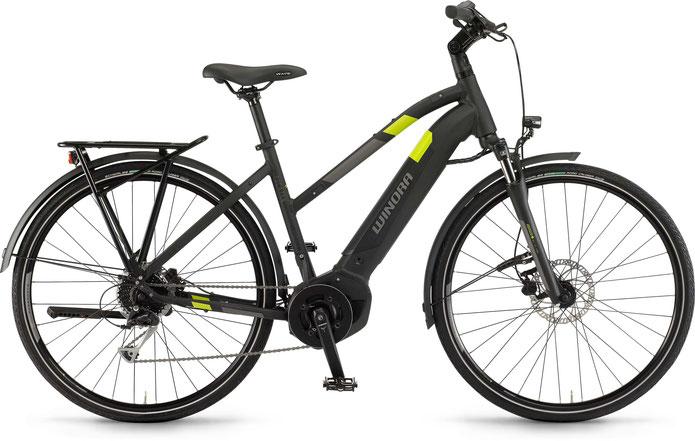 Winora Yucatan 9 City / Trekking e-Bike 2018