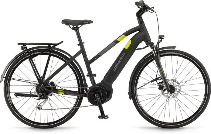 Winora Yucatan 9 City / Trekking e-Bike 2019