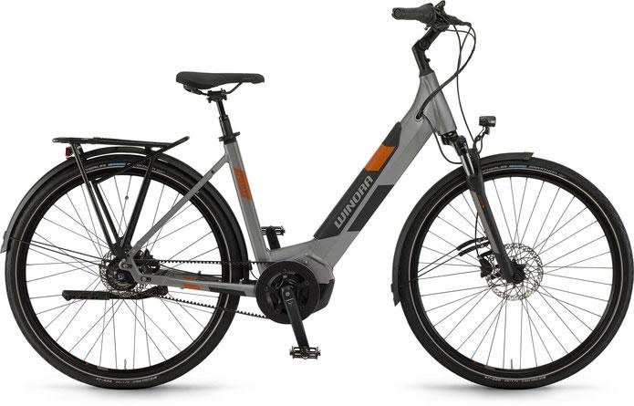 Winora Yucatan N8f City e-Bike 2018