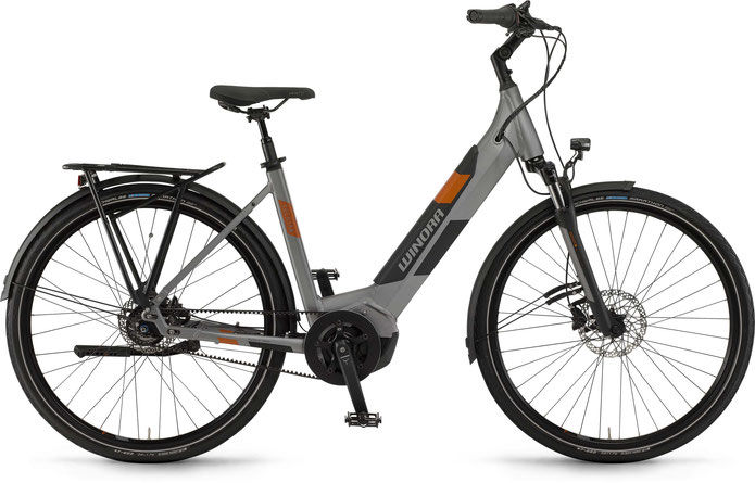 Winora Yucatan N8f City e-Bike 2018