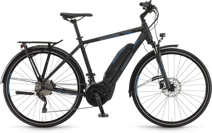 Winora Yucatan 20 City / Trekking e-Bike 2019
