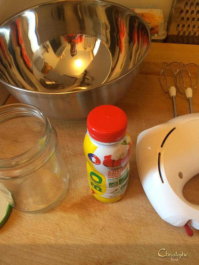 Les indispensables pour faire votre beurre
