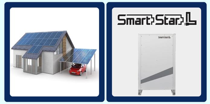 太陽光発電と蓄電システムを同時導入ならSORAエネ!あってよかったNO.1蓄電池!