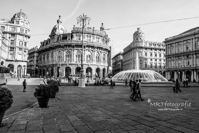 Piazza delle Ferrari, Genua
