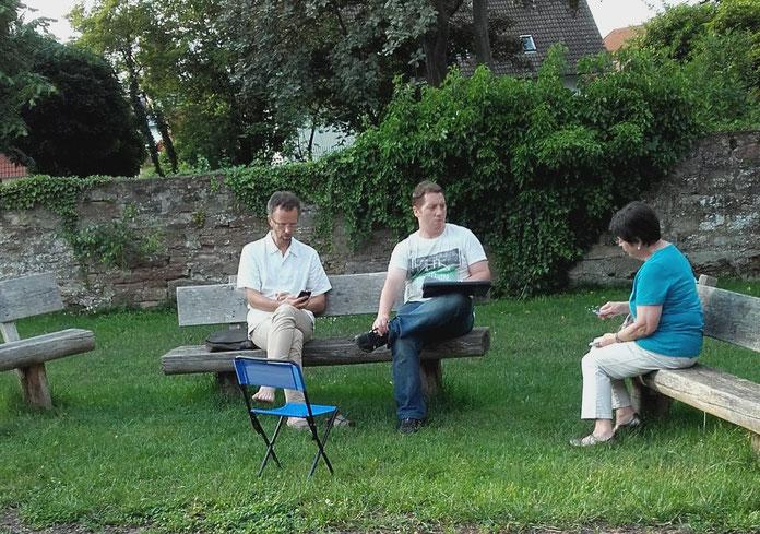 2016 Treffen im Grünen