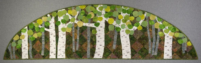 Four Seasons Aspen Panel - Spring