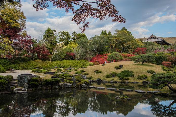 Isuien Garden a Nara per il momijigari