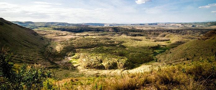Cratere Menengai, Nukuru-Kenya