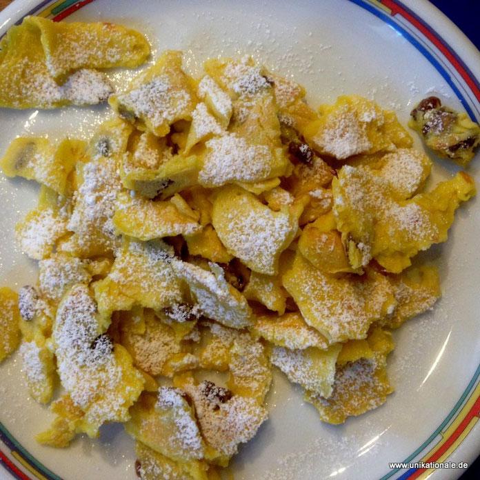 Kaiserschmarrn Rezept im Blog