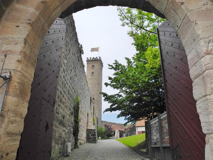 Trauredner in Franken für freie Trauung THOMAS HOFFMANN Burg Abenberg