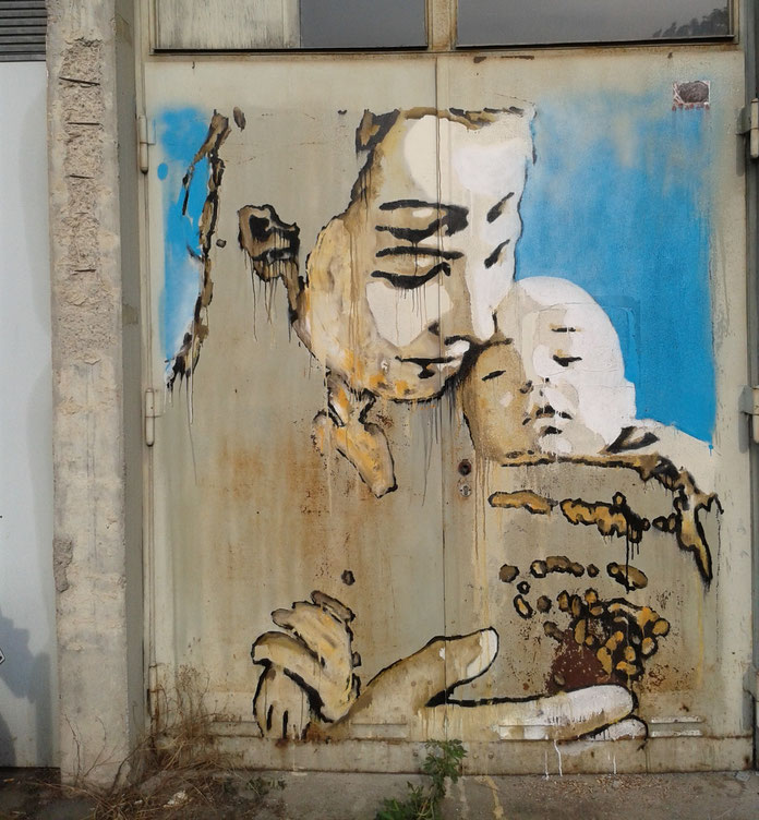 yoR7_yorkar_with-you_street-art_mural_graffiti_4-augen_4-eyes_lourdes-juna_wiesbaden_rhein-main_projekt-48_kurze-nacht-der-galerien_altes-gericht 2014