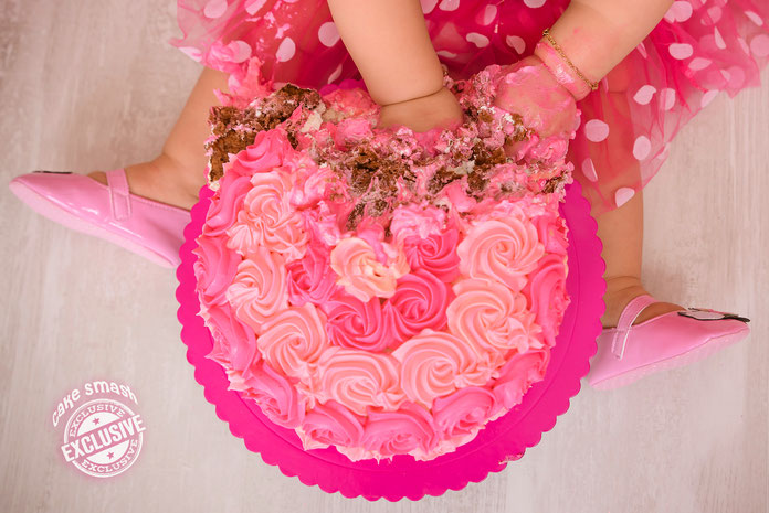 cake smash Tenerife smash cake studio fotos de cumpleaños