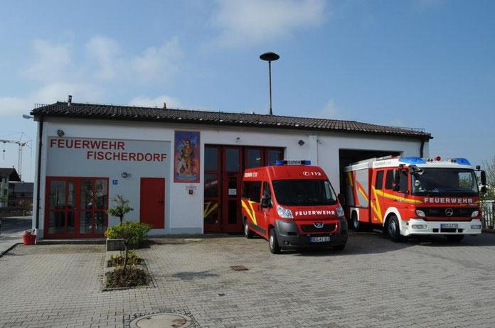 Feuerwehr Gerätehaus Fischerdorf