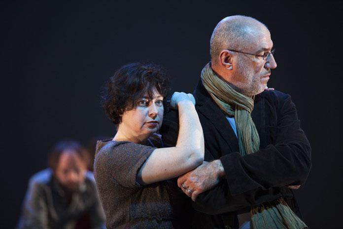 Hélène, Christine Mosnier, Pays lointain, Jean-Luc Lagarce, théâtre, FNCTA, Jean-Claude Garnier, contemporain, démons et merveilles, Paris