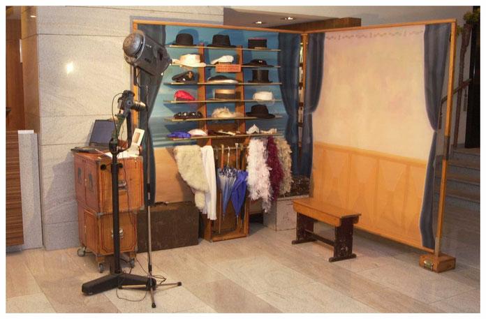 Foto van Studio 1900 in het Pullmanhotel in Eindhoven