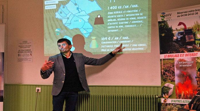 Cédric Dubois ingénieur environnement développement durable