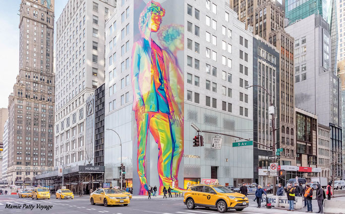 5ème Avenue, New York