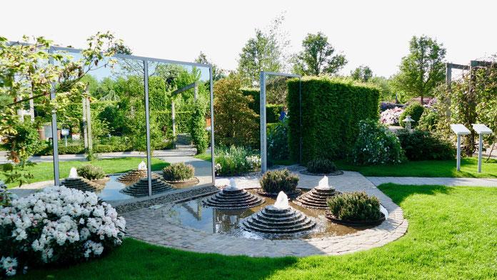 Gartenreise Deutschland; Park der Gärten in Bad Zwischenahn