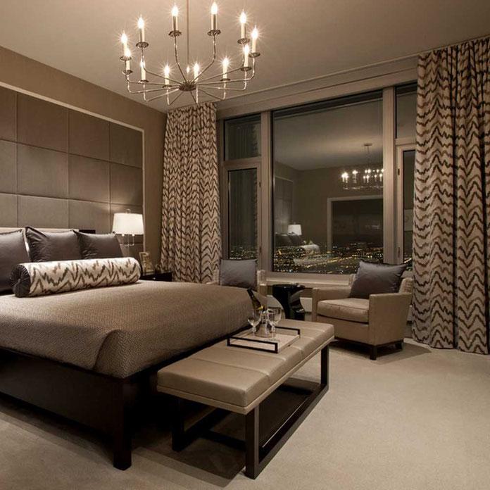 Tende moderne atelier tessuti arredamento tende tendaggi for Tende x saloni moderni